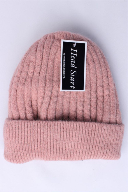 Cashmere beanie with lining (4 colours available)