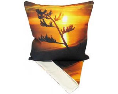 NZ Sunrise Flax-  cushion cover
