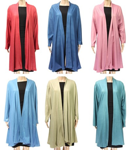 Coat Cape - solid colour (many colours available)