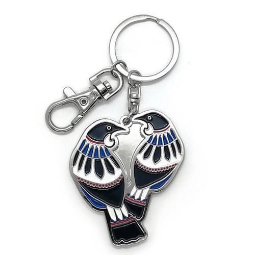 a pair of Tui key ring