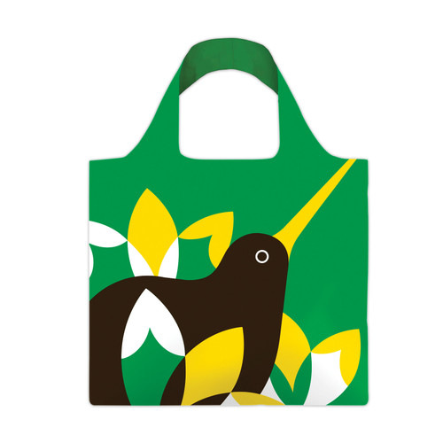 re-usable carry bag - iconic  NZ native Kiwi