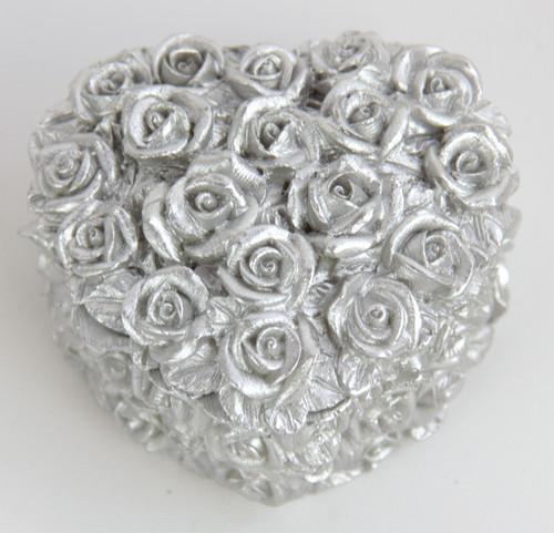 rose heart box (small)