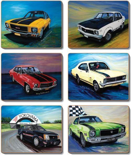 Coaster - Hot Classic Holden