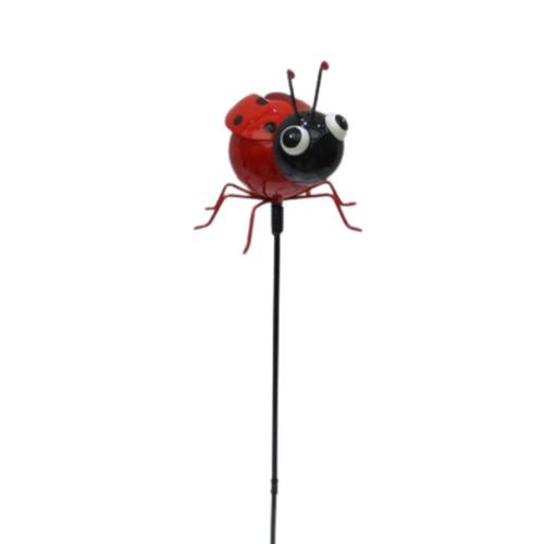 Garden stake - Lady Bug