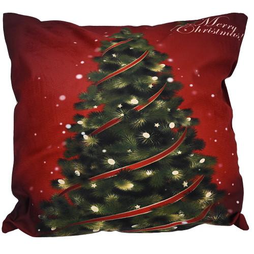 Christmas Tree Cushion Cover