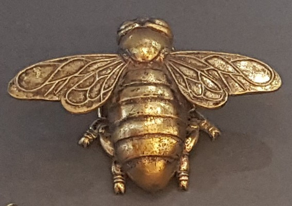 Honey Bee gold coloured  wall hanging