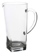 Square Water Jug 1 Litre