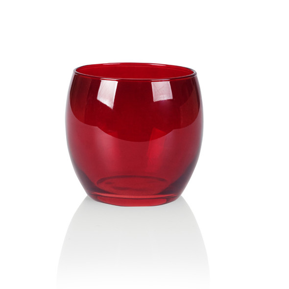 Red Salto Glass 11oz