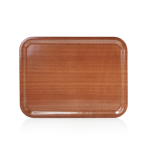 Wooden Serving Tray 18in x 13.5in