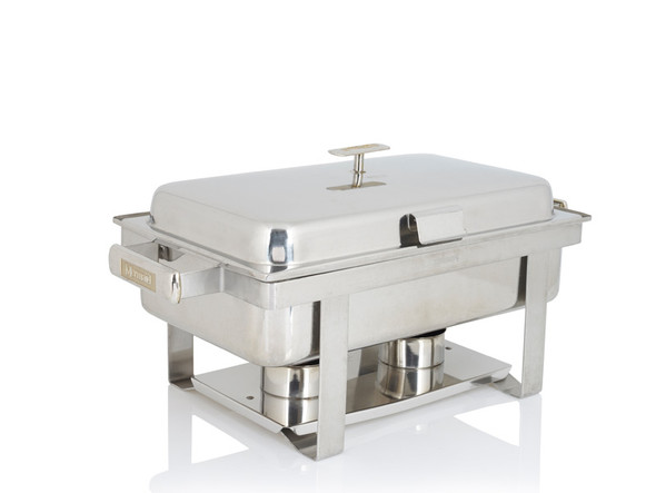Brass Handle Chafer Unit