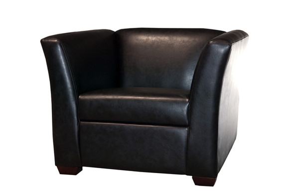 Sorrento Armchair Black