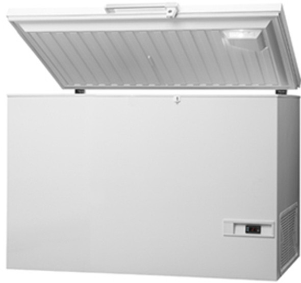 Chest Freezer with Glass Top