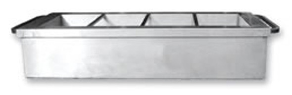 Bain Marie 4 Well Table Top