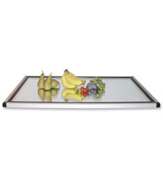 "Buffet Mirror Display Tray 36"" x 24"""