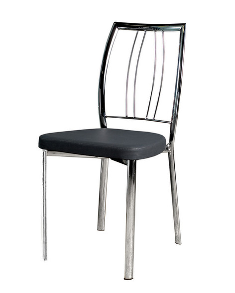 Omega Conference Chair Black