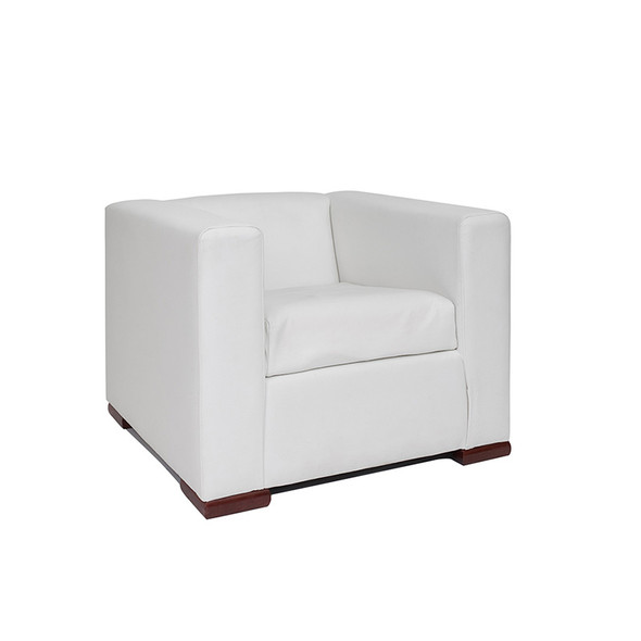 Alaska Armchair - White