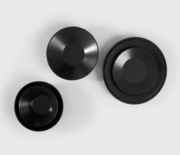 "Black Bowl 8.5"""
