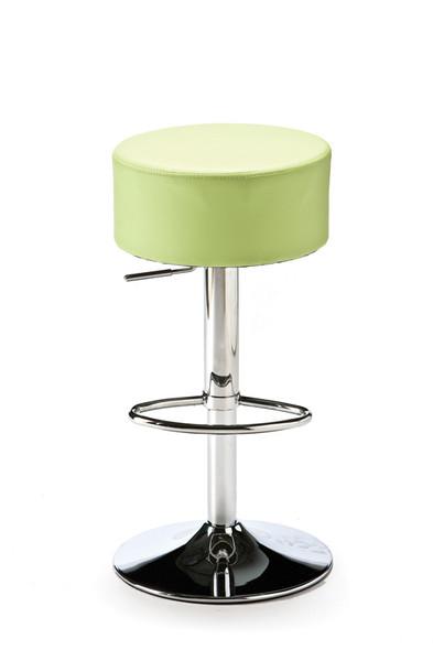 Button Bar Stool Mint Green