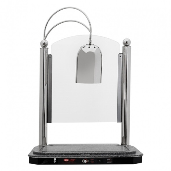 Heated Carvery Lamp Chrome