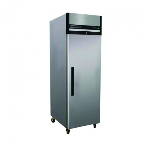 Freezer Single Door Stainless Steel