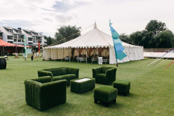 Grass 3 Seater Sofa