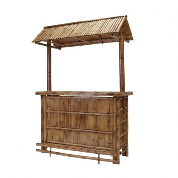 Bamboo Tiki Bar 5.4ft