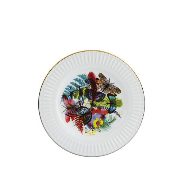 "Christian Lacroix Caribe Dessert Plate 8.6"""