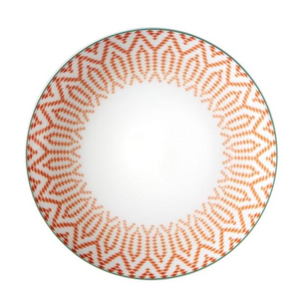Fiji Side Plate 7in