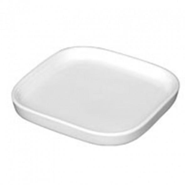 """Square Flat Mini Dish 3.5"""""""
