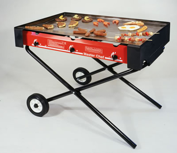 Industrial Flat Top Griddle