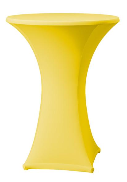 Spandex  Lemon/Yellow Pod Cover