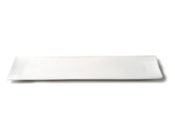 "White Rectangular Platter (9.8""x 6"")"