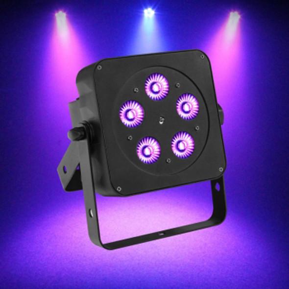 LED Uplighters - Set of 4