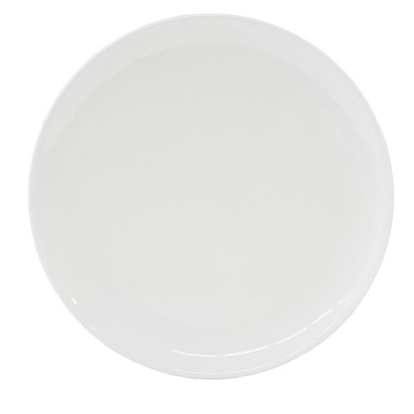 "Platter Round-White 15"""