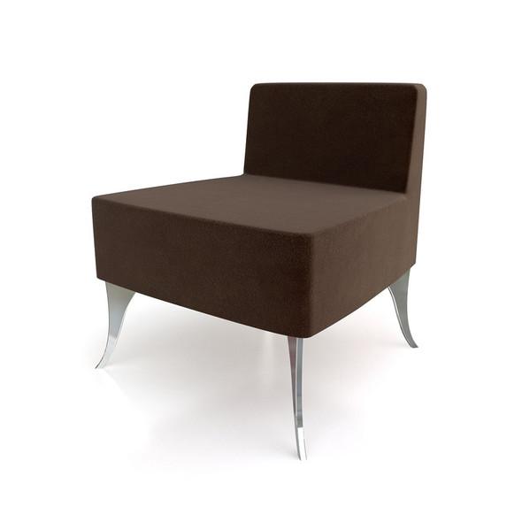 Japan Lounge Chair Brown