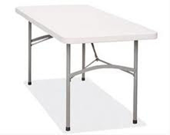 Table For Sale Foldaway Rectangular 8ft x 2ft