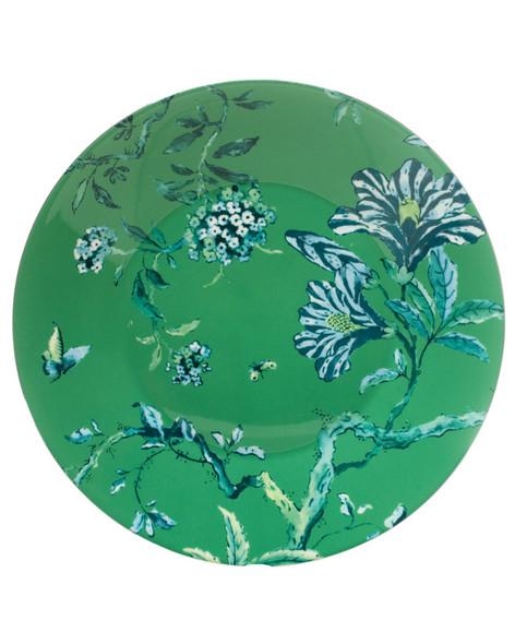 Wedgwood Jasper Conran Peacock Green Starter Plate 9in