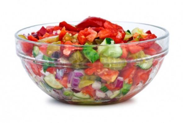 Glass Salad Bowl (4 Litres)