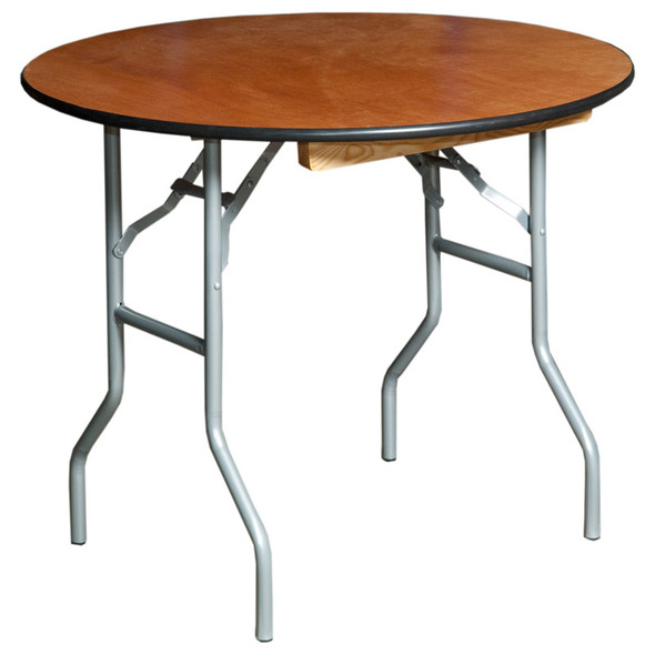 3ft Round Table (Folding)