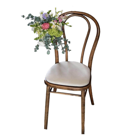 Bentwood Rustic Oak Chair