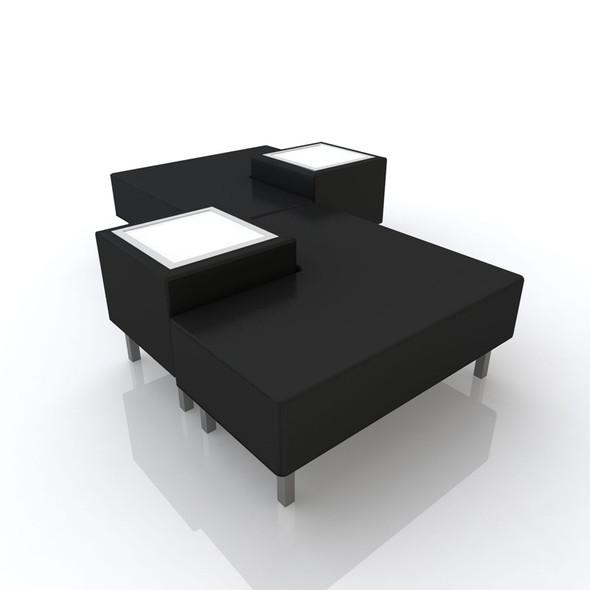 Soho Combo 2 - Black