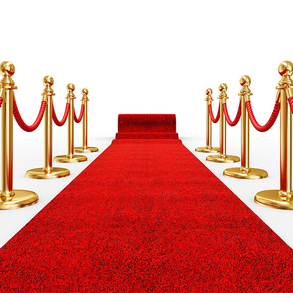 Red Carpet Walkway All Weather