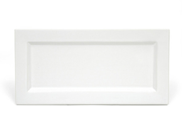 "White Rectangular Platter (10.5"" x 5"")"