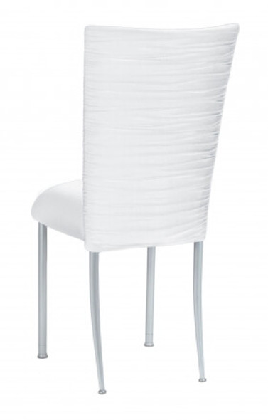 Chloe White Chameleon Chair