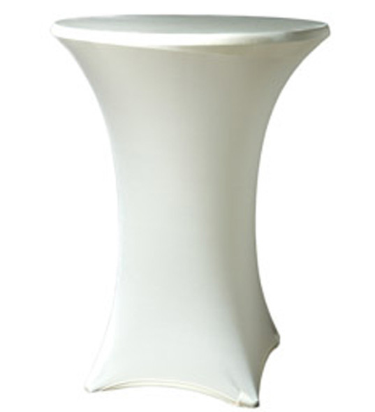 Spandex Ivory Pod Cover