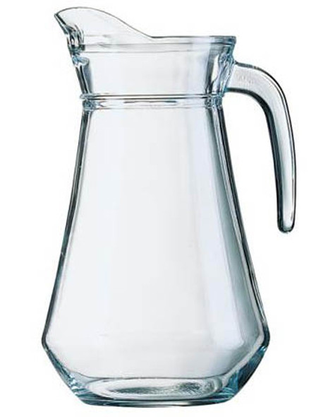 Plain Water Jug 1 Litre