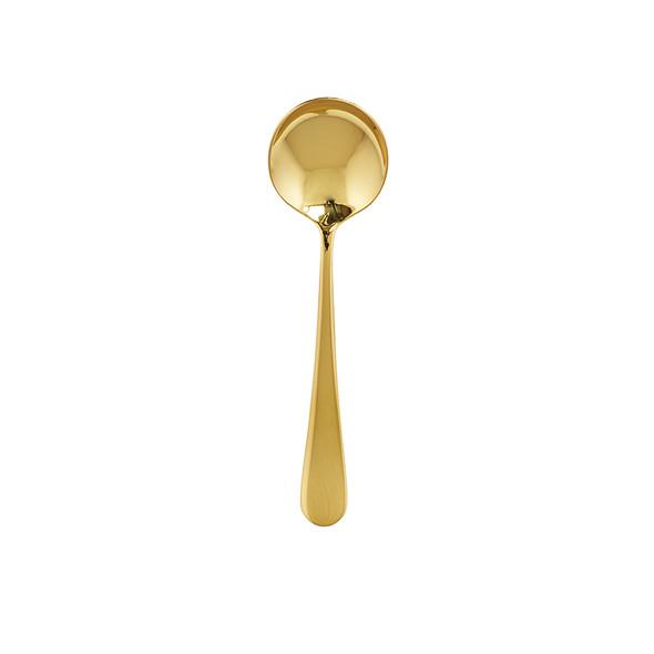 Victoria Gold Soup Spoon