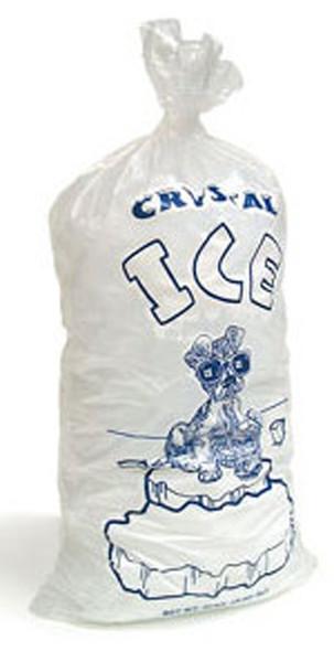 Crushed Ice Bag 20lb/9kg