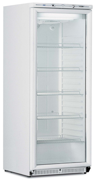 Upright Cooler Cabinet Glass Door