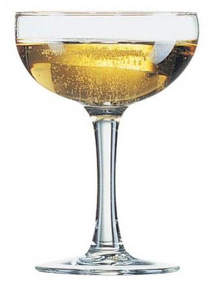 Champagne Saucer 4oz